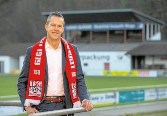 Sportvorstand Rüdiger Lüftner im Interview