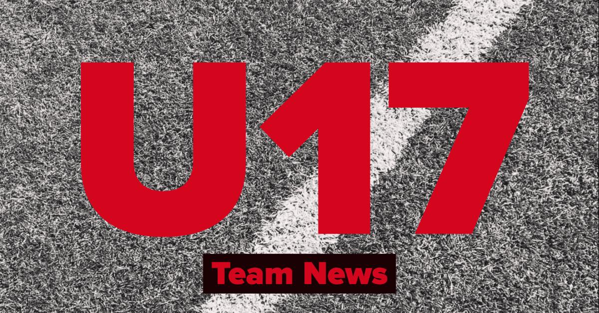 U17 mit Punktgewinn gegen Großaspach