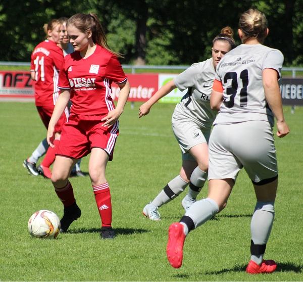 Frauen: Sieg gegen Birkmannsweiler-Steinach mit 3:1