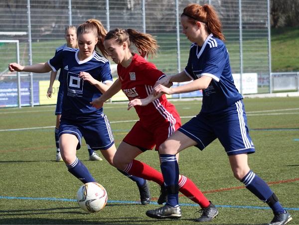 Frauen ohne Glück gegen den VfB Obertürkheim