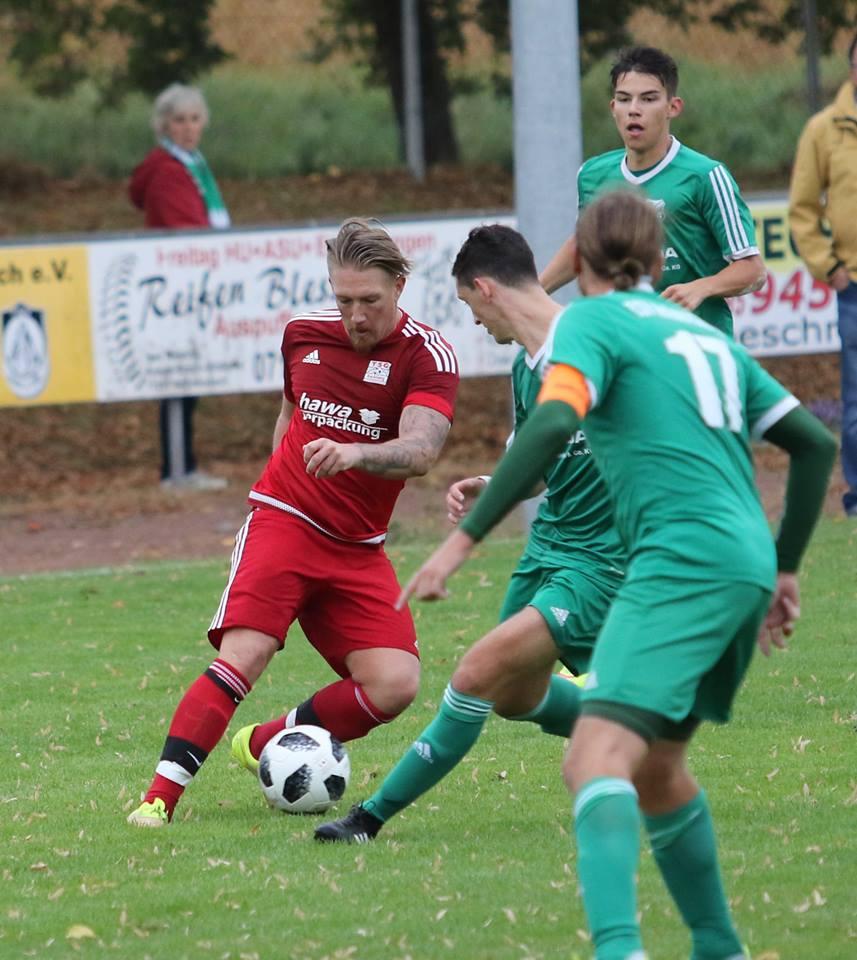 U23 mit Erfolg gegen Fellbachs Zweite