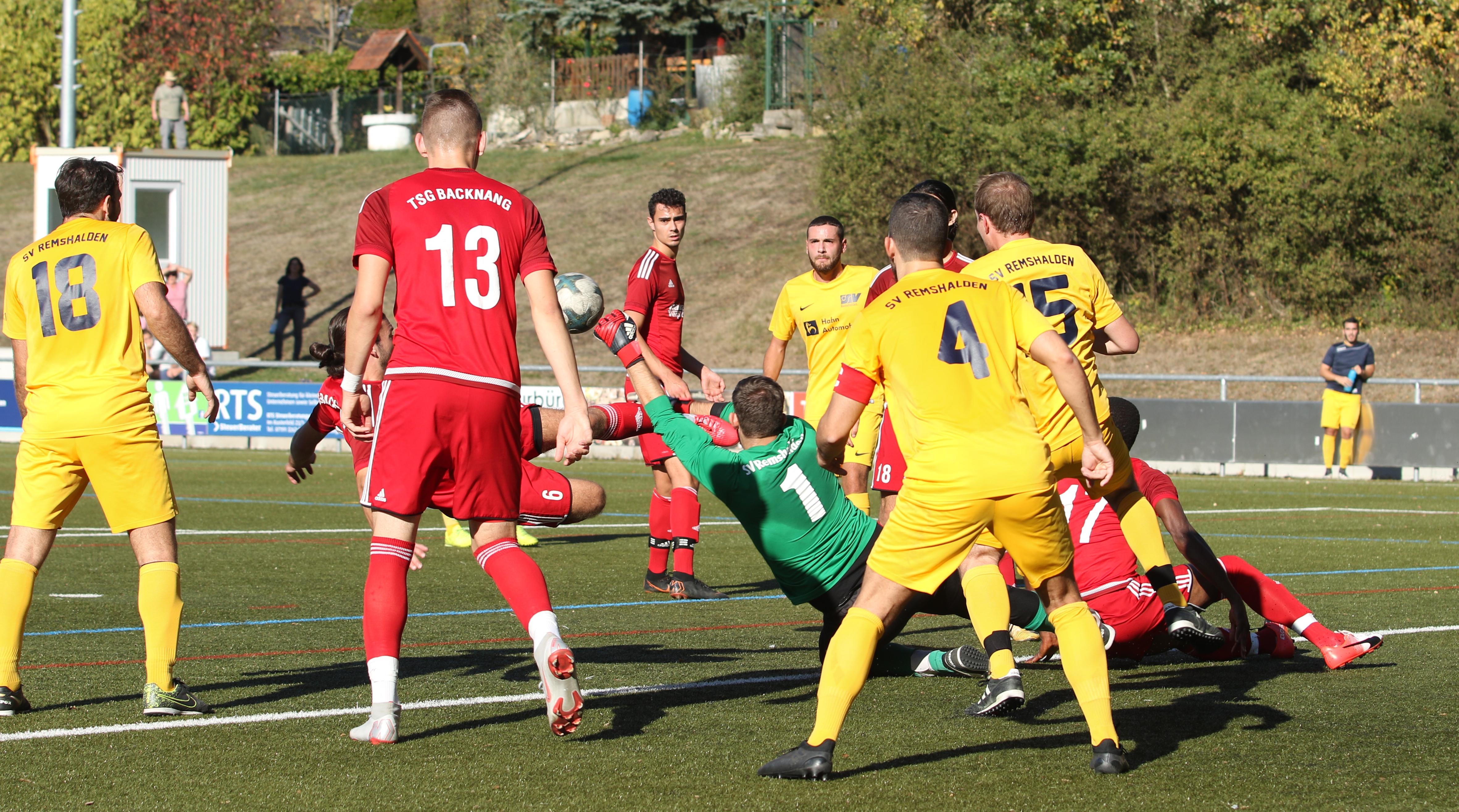 U23 spielt Unentschieden gegen Remshalden