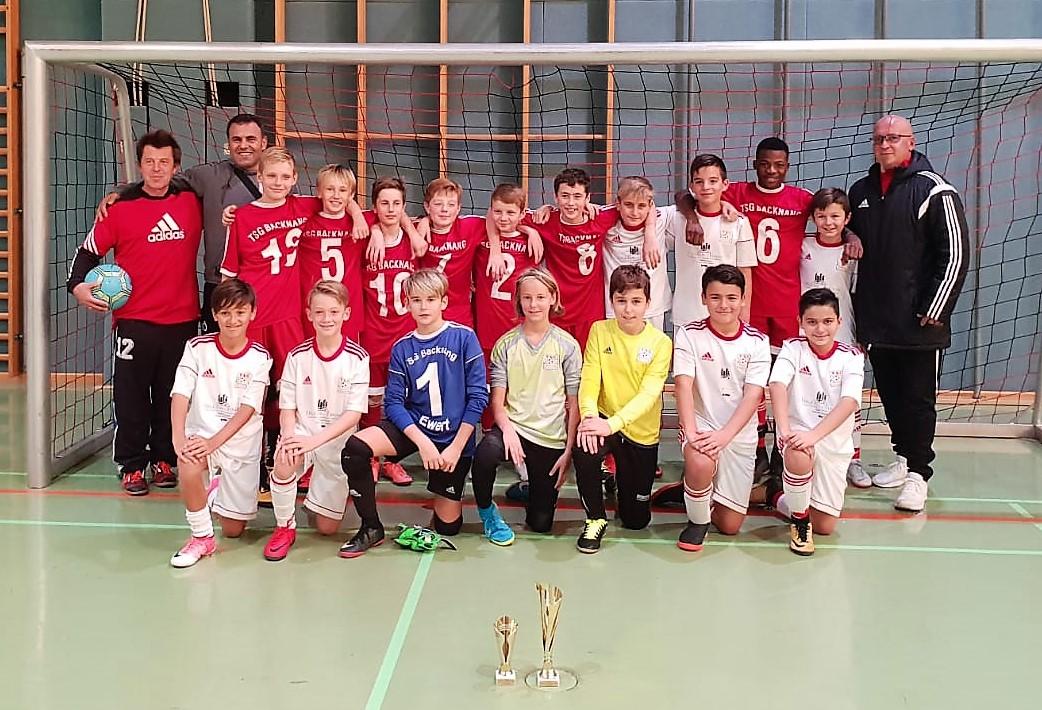 U13 und U12 erfolgreich beim Turnier in Dettingen