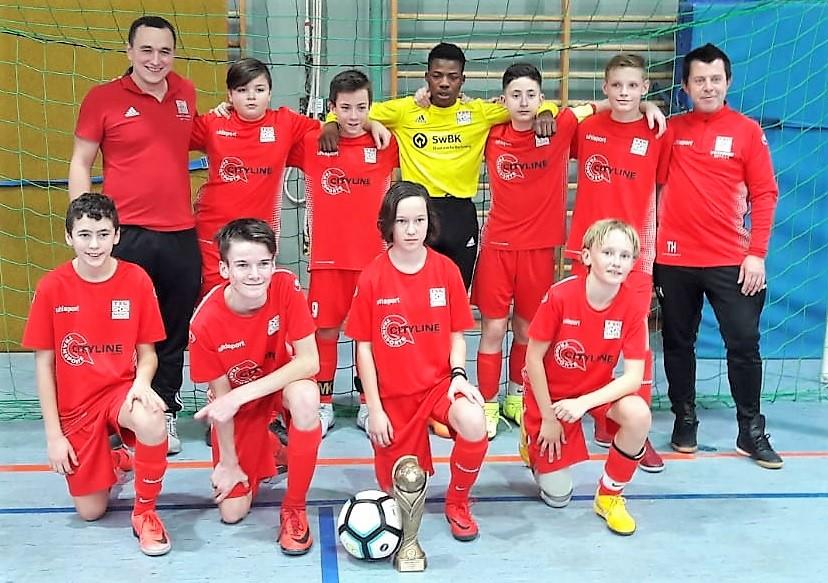 TSG U13 - 2. Platz beim Turnier in Oeffingen