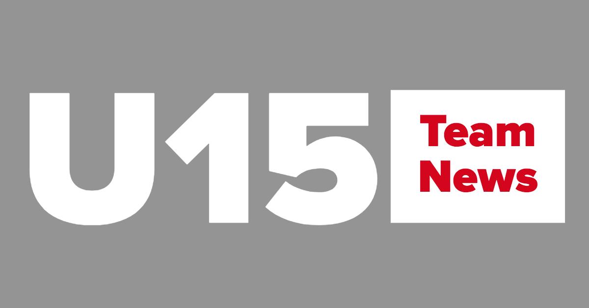 U15: FSV Hollenbach - TSG  2:0