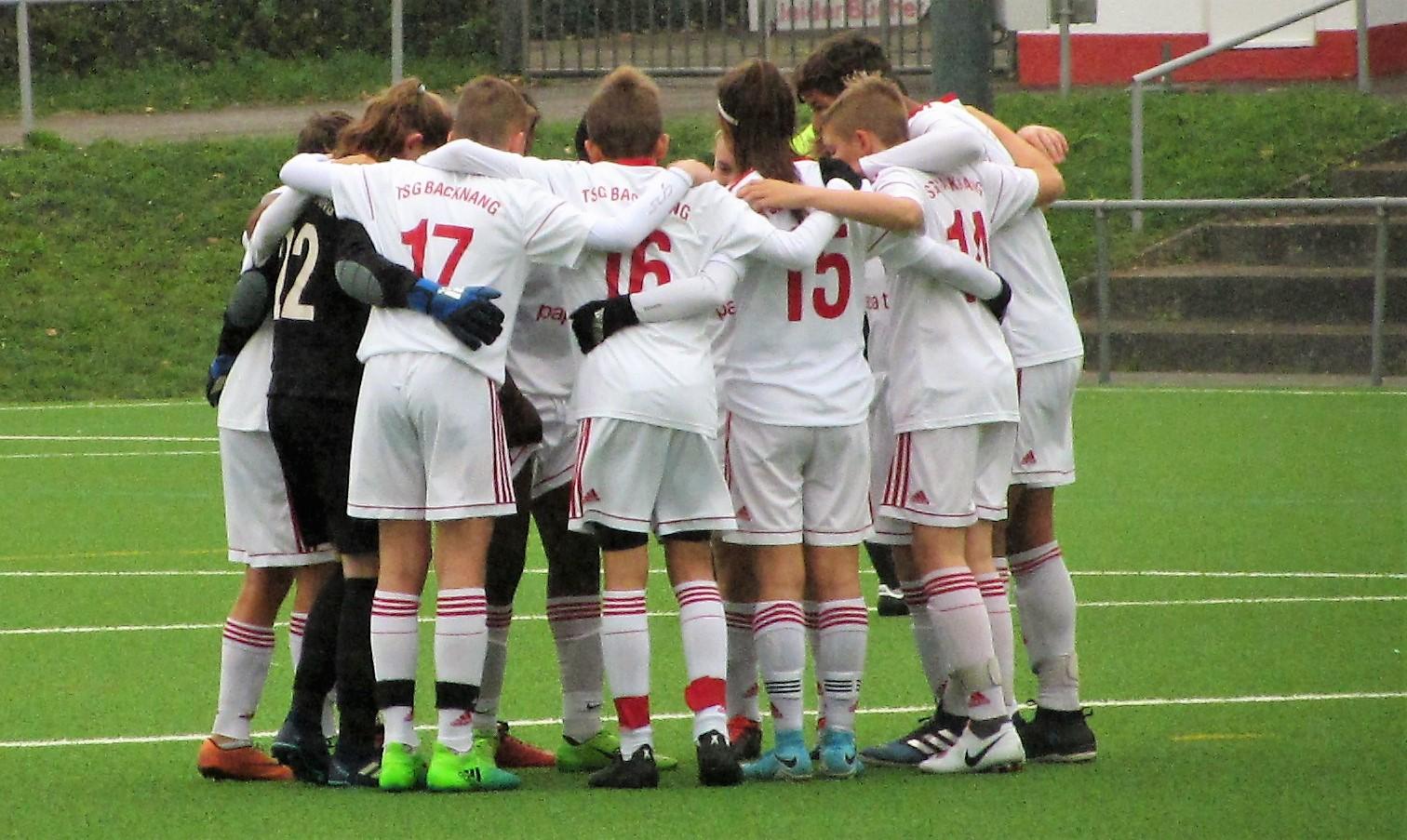 U15 verliert bei Normannia Gmünd