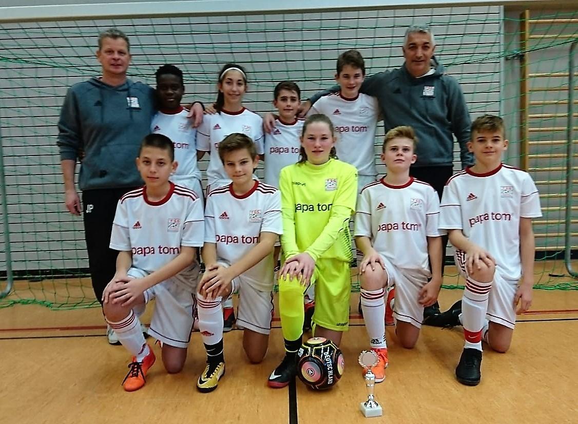 U15 erreicht 4. Platz beim Turnier in Kirchheim/Neckar