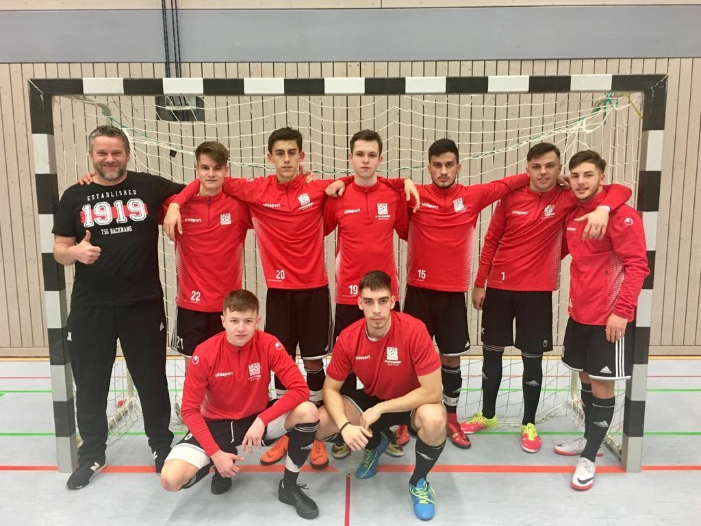 U19 qualifiziert sich für die WFV Futsal-Endrunde