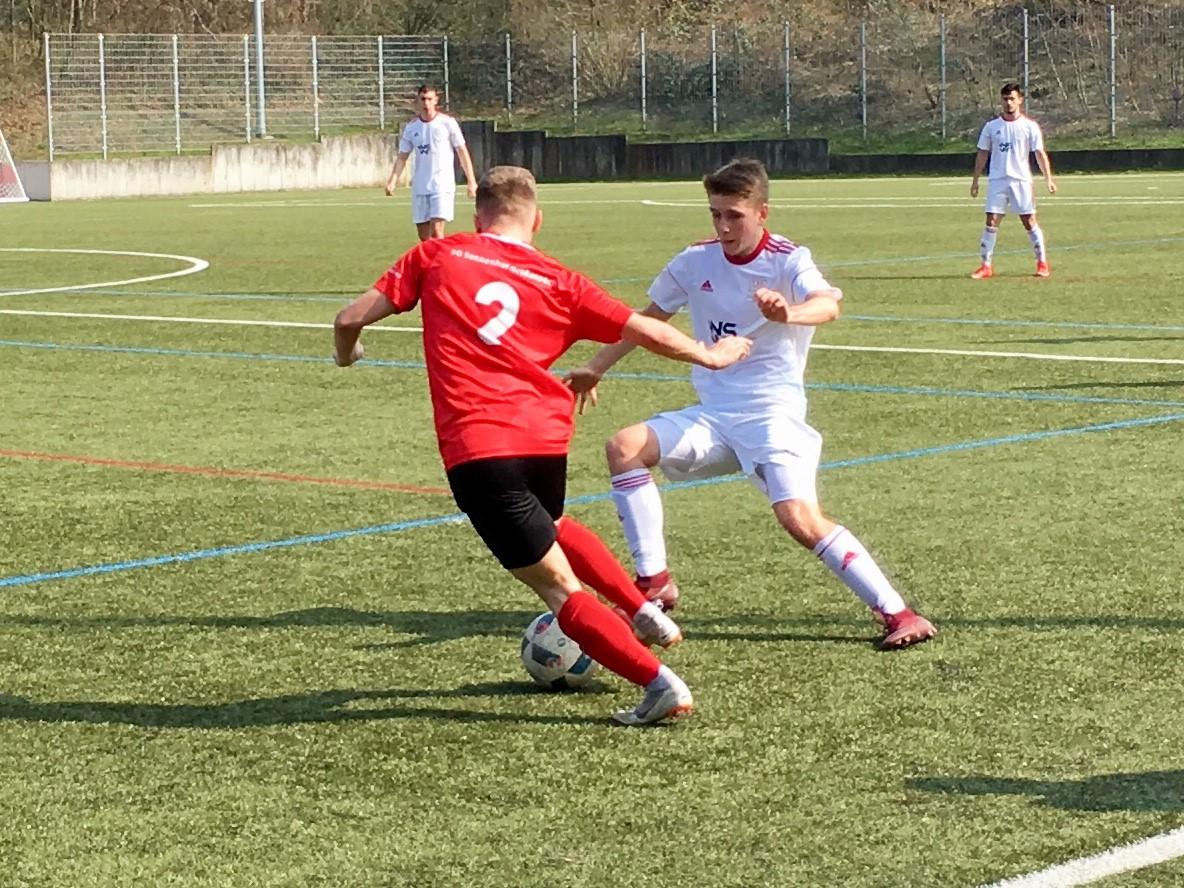 U19 verliert das Derby gegen Großaspach