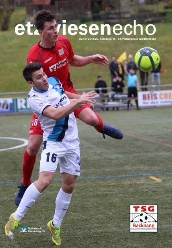 Etzwiesenecho zur Rückrunde 2019/20