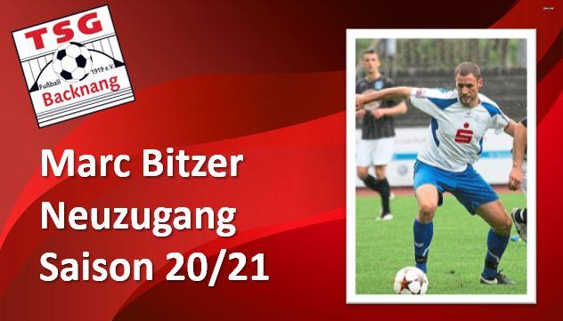 Marc Bitzer verstärkt die Defensive der TSG Backnang