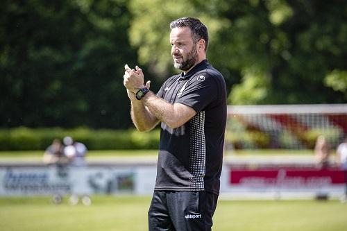 Cheftrainer Sbonias verlässt die TSG zum Saisonende