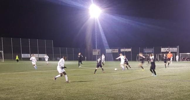 U15: Verdienter 8:1 Sieg im Bezirkspokal gegen den SV Steinbach