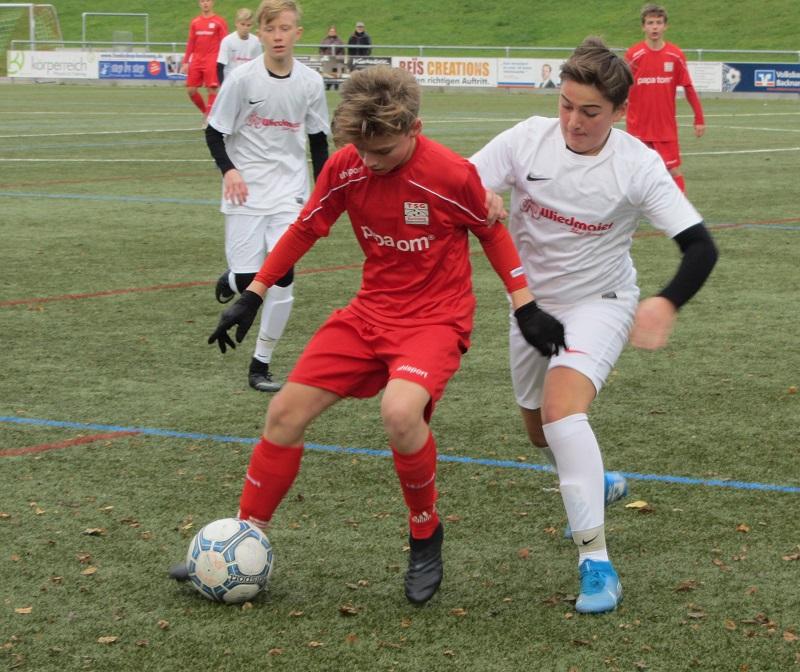U15 siegt mit 5:0 gegen den SC Urbach