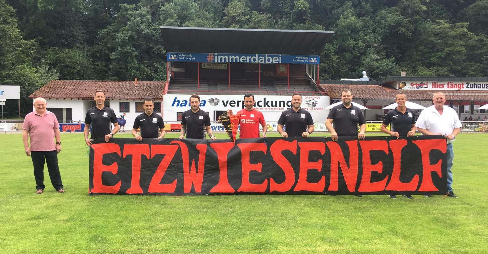 Meister der Verbandsliga Saison 2019-2020