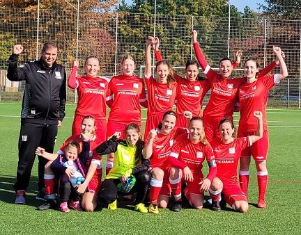 TSG Frauen mit ersten Saisonsieg